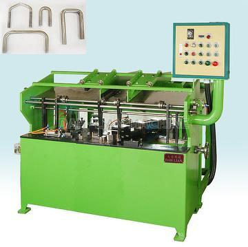 Full Automatic Wire Bending Machine, wire bending machine, U bolt bending machine