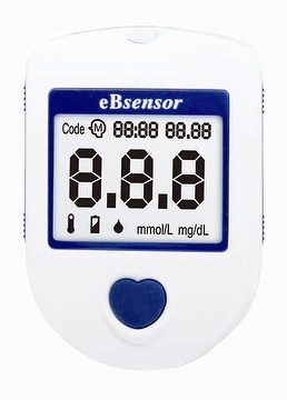 eBsensor Blood Glucose Monitor