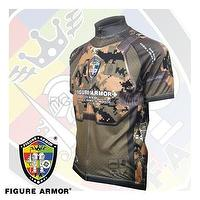 FIGURE ARMOR Woodland Digital Camo Cycling Jerseys FA-MIL1001 by ART CYCLONE