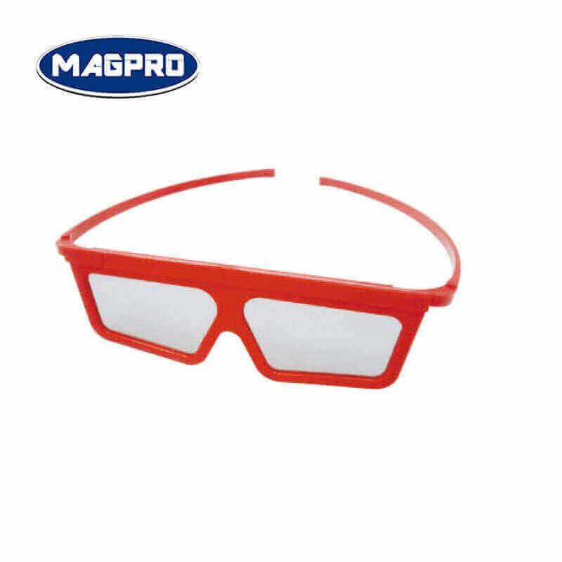 Folding 3D Glasses