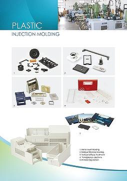 Plastic, Injection, Molding