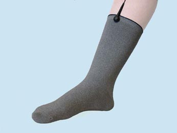 EAS01 High Conductive Bio Socks Electrode for TENS and EMS
