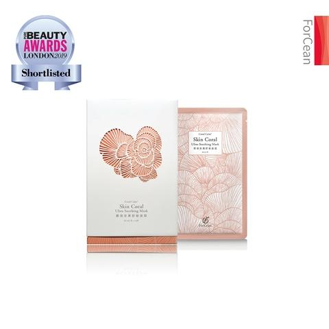 Coral Calm® Skin Coral Ultra Soothing Mask 25mlx5pic