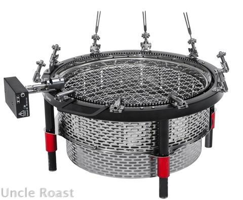 BBQ Grill & Stove