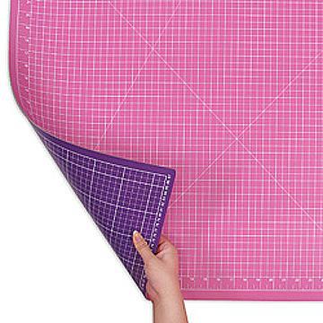Taiwan Self Healing Cutting Mat A1 Pink Purple Donwei