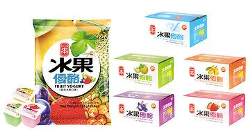 E-BEN  Fruit Yogurt Jelly