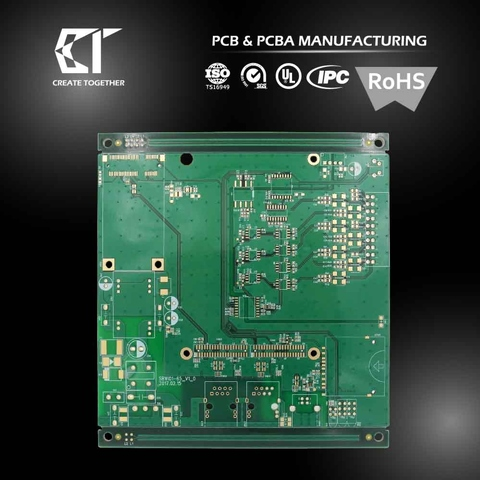 Taiwan Taiwan PCB manufacturer ru 94v0 prototype cem-1 94v0