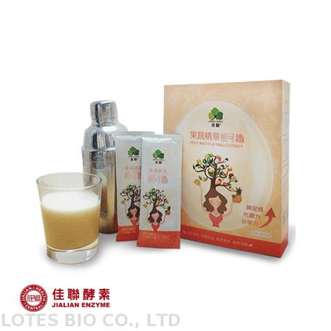 The Essence of Fruit and Veggies Enzyme Meal Powder