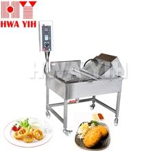HY-585W Continuous Conveyer Fry Machine