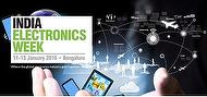 2016 India Electronics Week: Jan. 11~13