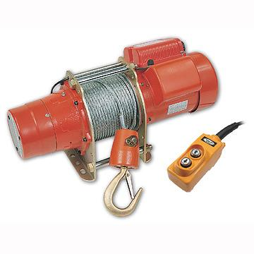 Taiwan Electric Winch | COMEUP INDUSTRIES INC