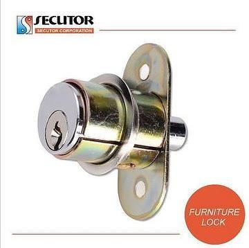 Push Lock Cabinet Lock Furniture Lock Secutor Corporation
