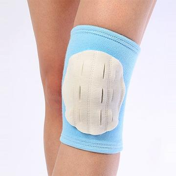 KNEE GUARD WITH NON-WOVEN PAD