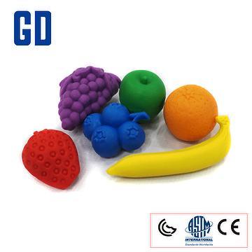 Fruit Blueberry Set 6colors