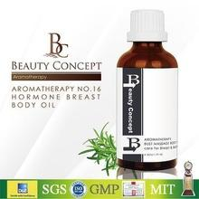 BEAUTY CONCEPT AROMATHERAPY NO.16 BREAST BODY OIL