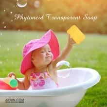 Phytoncid Transparent Soap -180g