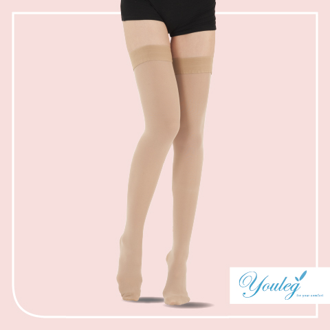 Medical Grade Compression Thigh High