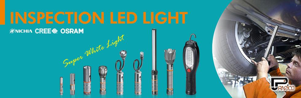 Taiwan made LED Flashlight Torch