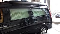 Car Curtain for VIANO  windows