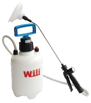PRESSURE SPRAYER (VITON SEAL)  5 LITER & 1.25 GALLON