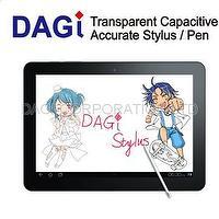 Transparent Capacitive iPad Stylus DAGi P301