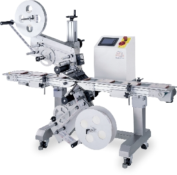 PL-221 Top and Bottom Automatic Labeling Machine