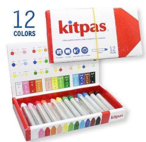 kitpas蠟筆