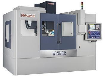 Vertical Machineing Center - A1000  (3-axes linear ways)