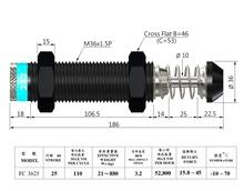 HYDRAULIC SHOCK ABSORBE..