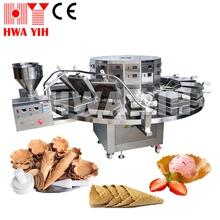 HY-910L Large Automatic Continuous Ice Cream Cone Machine