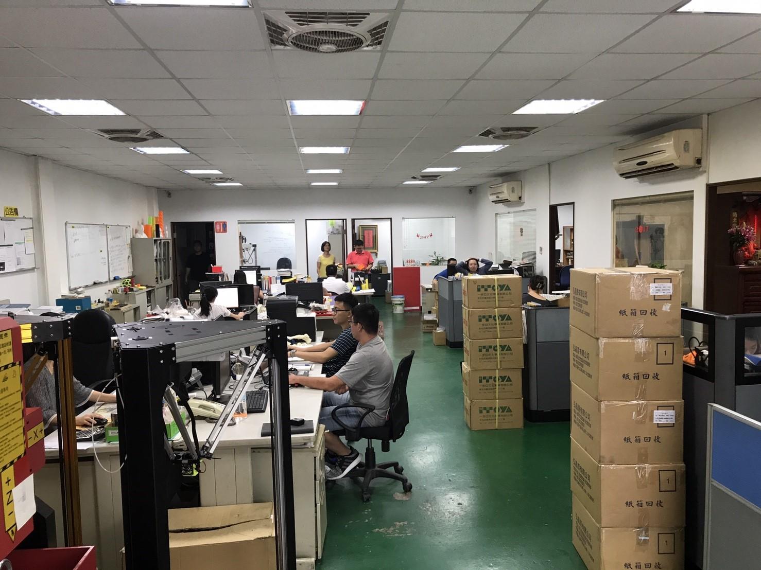 CST創志科技行政辦公室