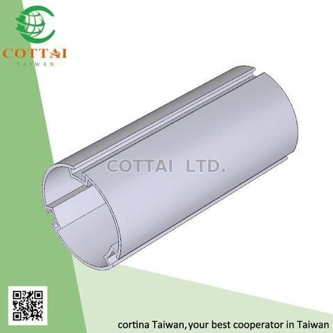 Taiwan Cottai Mit Roller Cassette Aluminum 45mm Triple