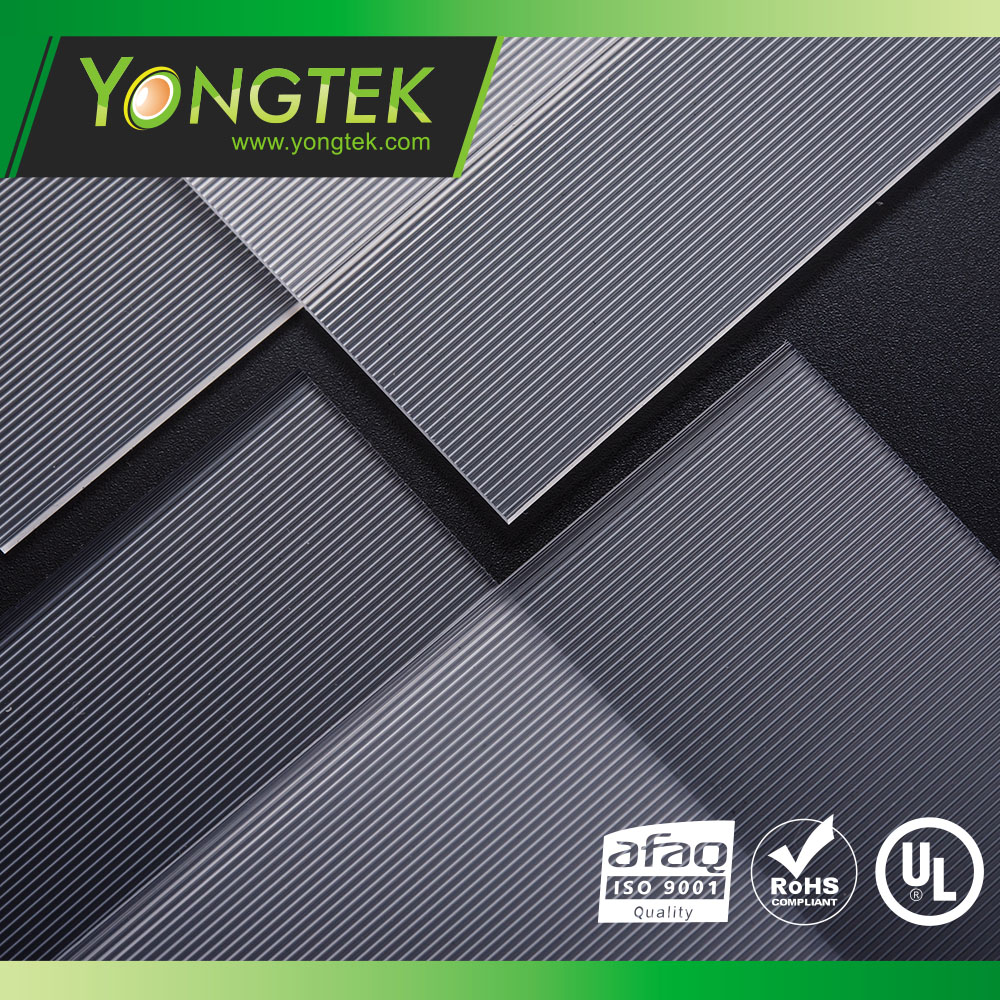 Taiwan Linear / Line/ Strip surface LED light diffuser | YONGTEK CO