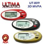 Ultima 809 MVPA fitness system G Sensor Advance Downloadable Professional Pedometer