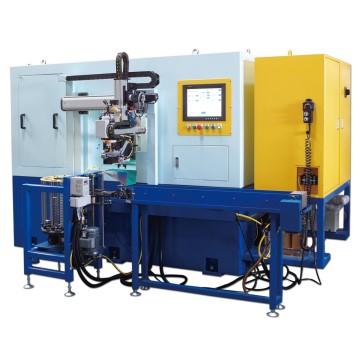 Solenoid Valve Multi-Spindle CNC Rotary Transfer Machine