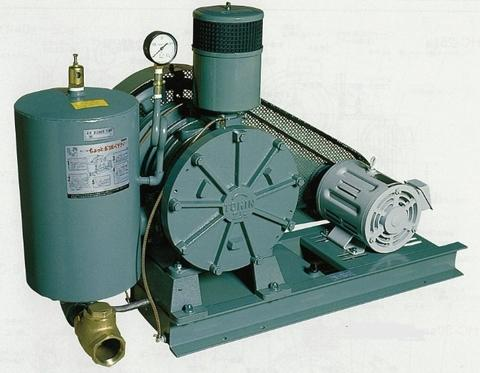 Taiwan Silent Rotary Vane Blower Supplies in Japan (Large