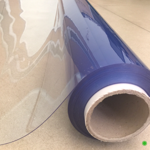 Thick Glossy Transparent Plastic Sheets