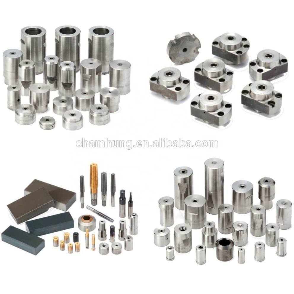 Custom HSS OEM Taiwan Punch & Die Pins Manufacturer with any coatings, materials