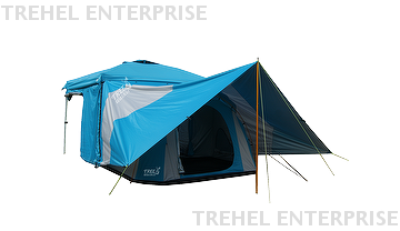 Gazebo side tent c&ing tent  sc 1 st  Taiwantrade & Taiwan Gazebo side tent camping tent | TREHEL ENTERPRISE CO LTD ...
