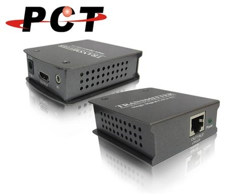 HDMI Over Cat 6 Extender w/ IR, 50 M