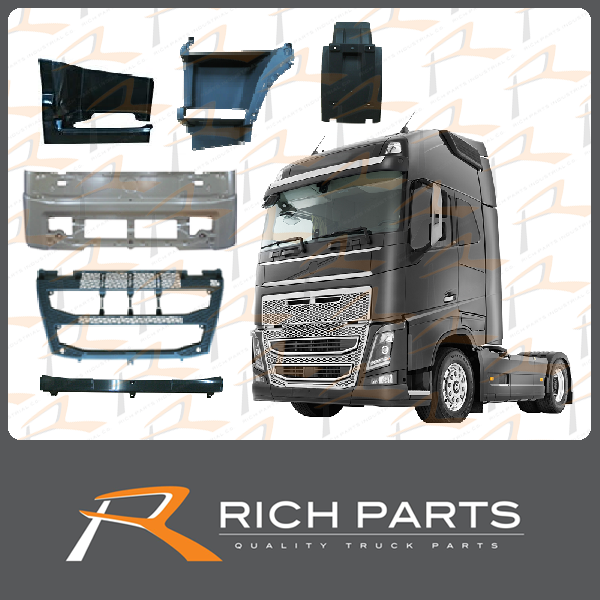 Volvo FH Parts Made in Taiwan