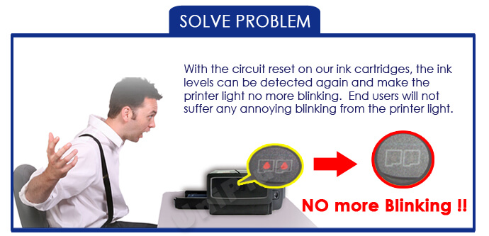 ink cartridge recognition problem-hp,canon