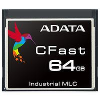 ADATA ISC3E 4GB/8GB/16GB/32GB/64GB Industrial-Grade MLC CFast Card