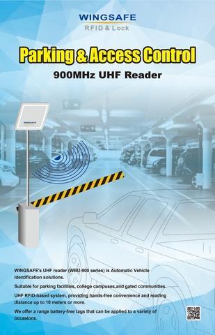 RFID UHF Reader Passive-Long Range