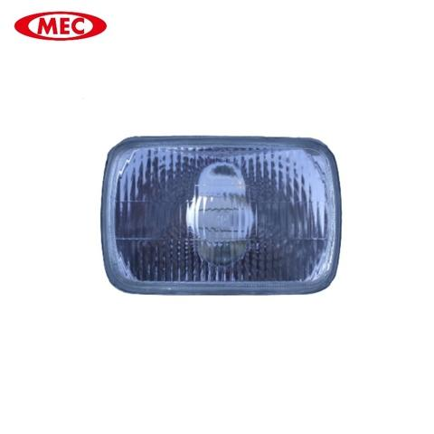 semi-sealed beam head lamp for universal 200*142mm