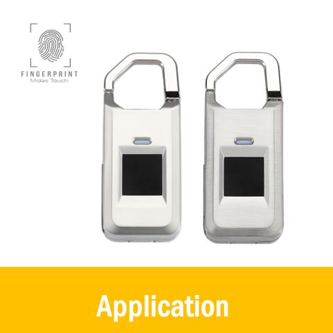 High ESD +/-15KV Capacitive Fingerprint Sensor Application