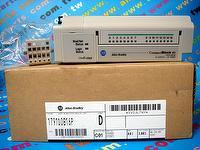 PLC-ALLEN BRADLEY 1791D0B16P I/O BLOCK 16 OUT SOURCE REMOVABLE TAB 24VDC