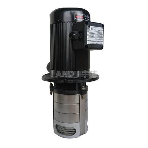 "1 HP Coolant Pump 172mm (7"") 3 impellers 49 Psi"