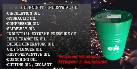 Customized industrial oil -Hydraulic/compressor oil...