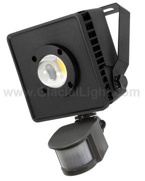 LED Flood Light with PIR sensor